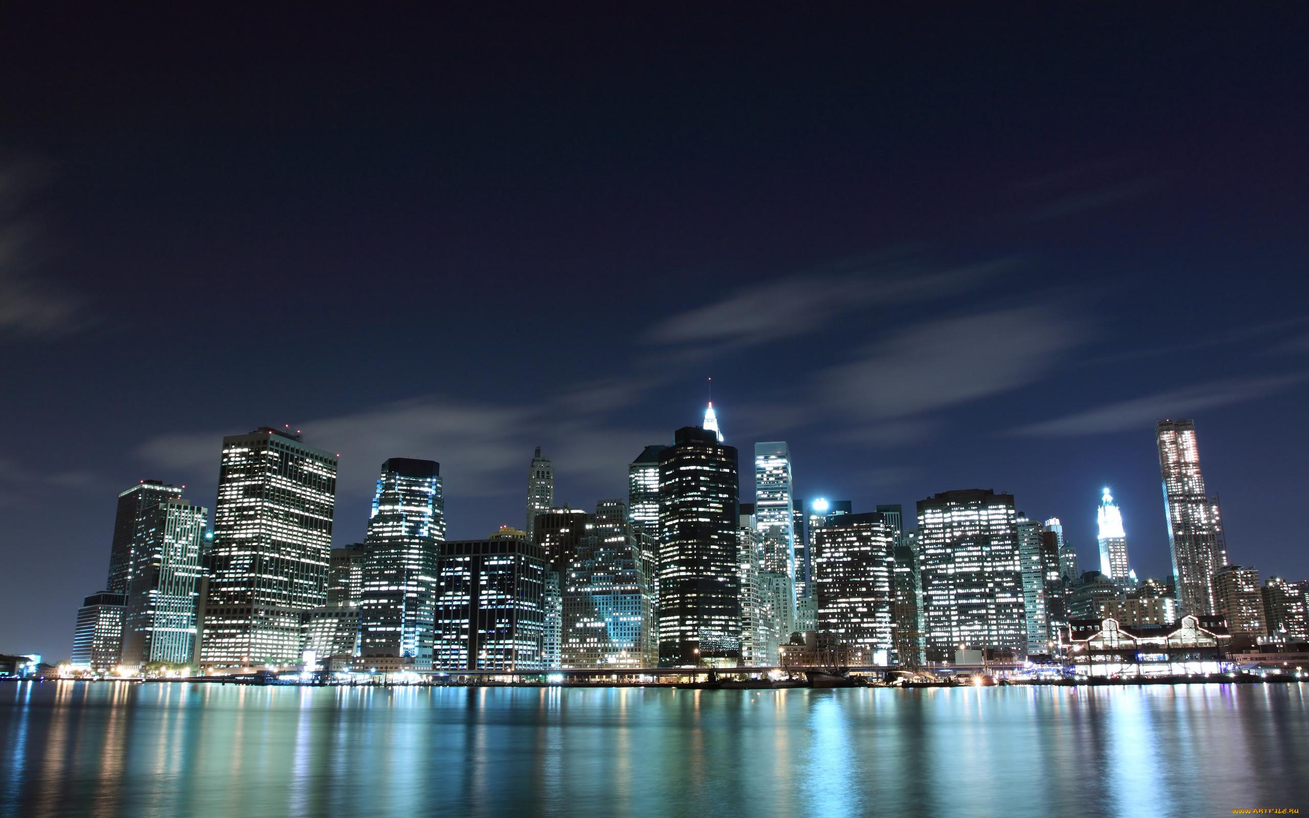 пляжах фотообои с ночным городом будем технику